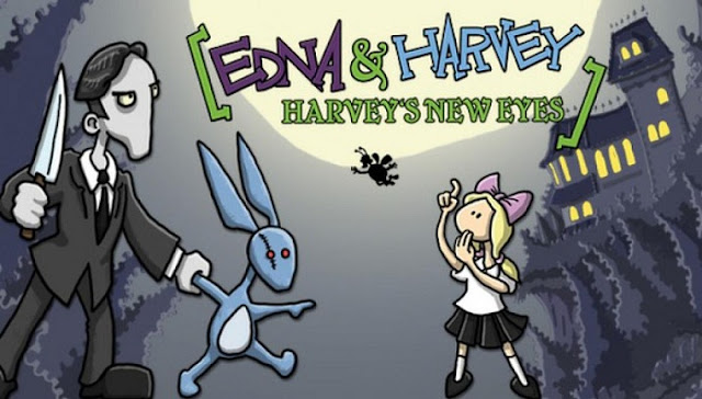 Free Download Edna and Harvey Harvey's New Eyes PC Game