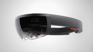 augmented reality - HoloLens
