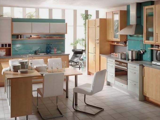 أفضل ألوان المطبخ اللون البيج لمن يبحث عن الأناقة