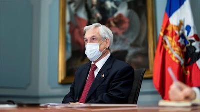 Encuesta revela: Piñera es el presidente más impopular de América