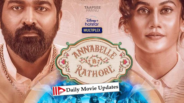 Annabelle Sethupathi: Box Office Budget, Cast And Crew, Release Date, Hit Or Flop, Story, Wikipedia