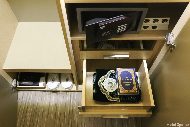 InterContinental Dubai Marina - recenzja hotelu - Koran
