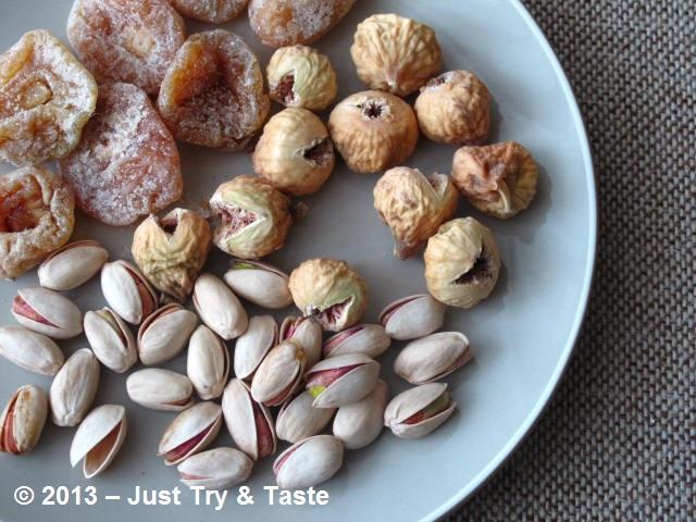 Aneka Buah Kering Untuk Cake & Cookies JTT