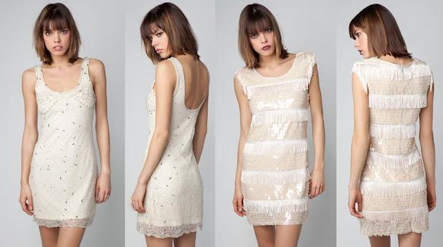 vestidos de bershka nochevieja 2012 2013
