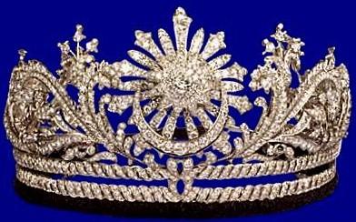 gandik diraja diamond tiara malaysia queen