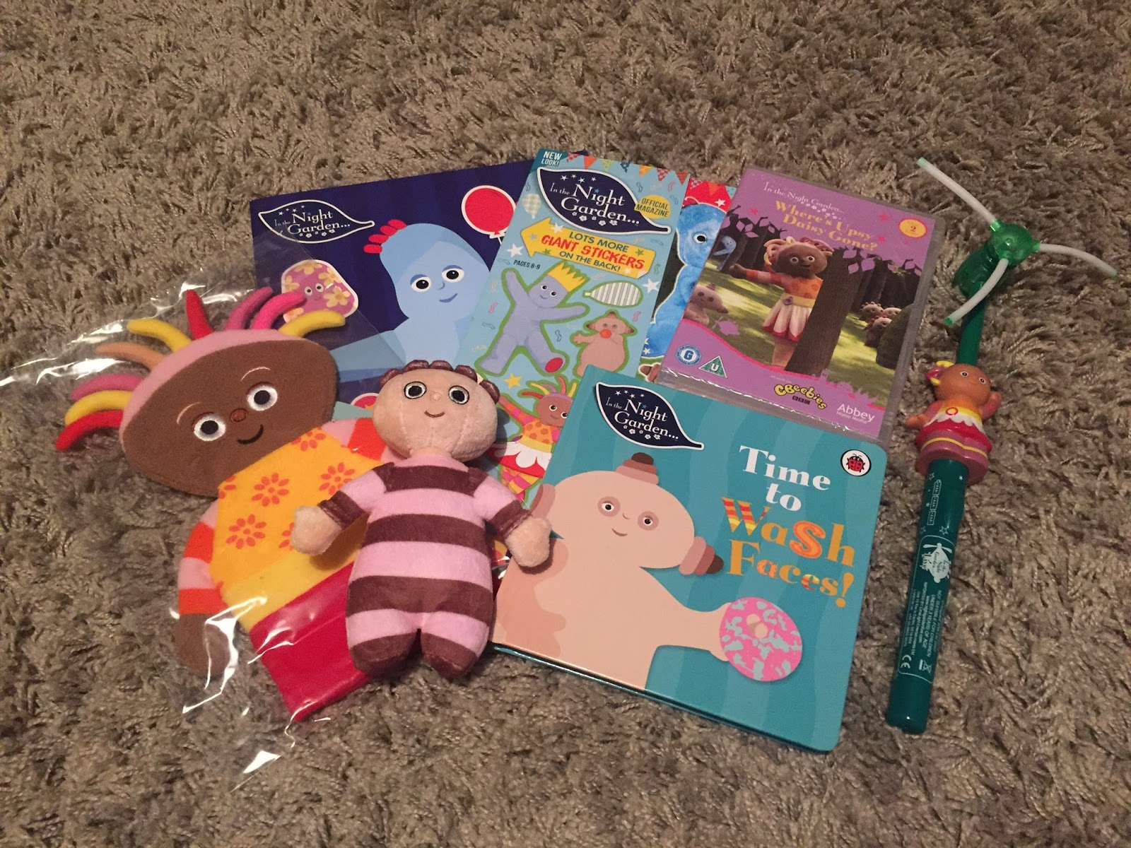 In The Night Garden Live Review | Raising Emily