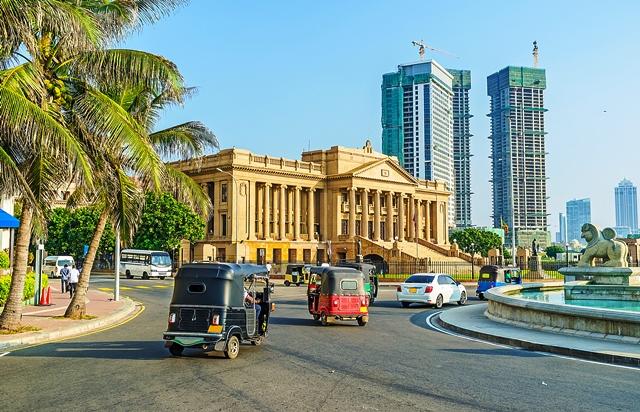 Colombo - Sri LAnka (foto banco de imagem @sita_india)