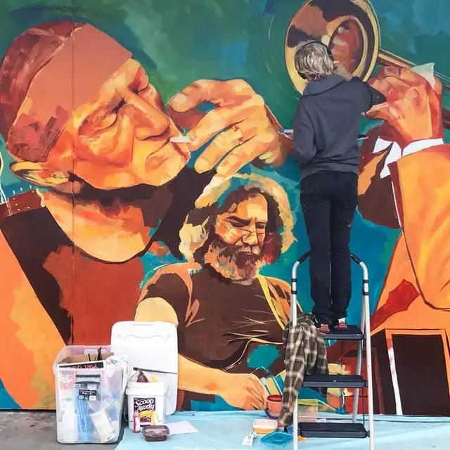 Jerry Garcia, Grateful Dead Founder, Dies