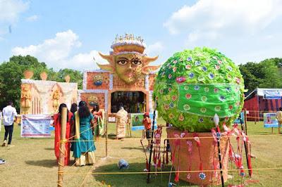 Avijatri-Club-Durga-Puja-Pandal