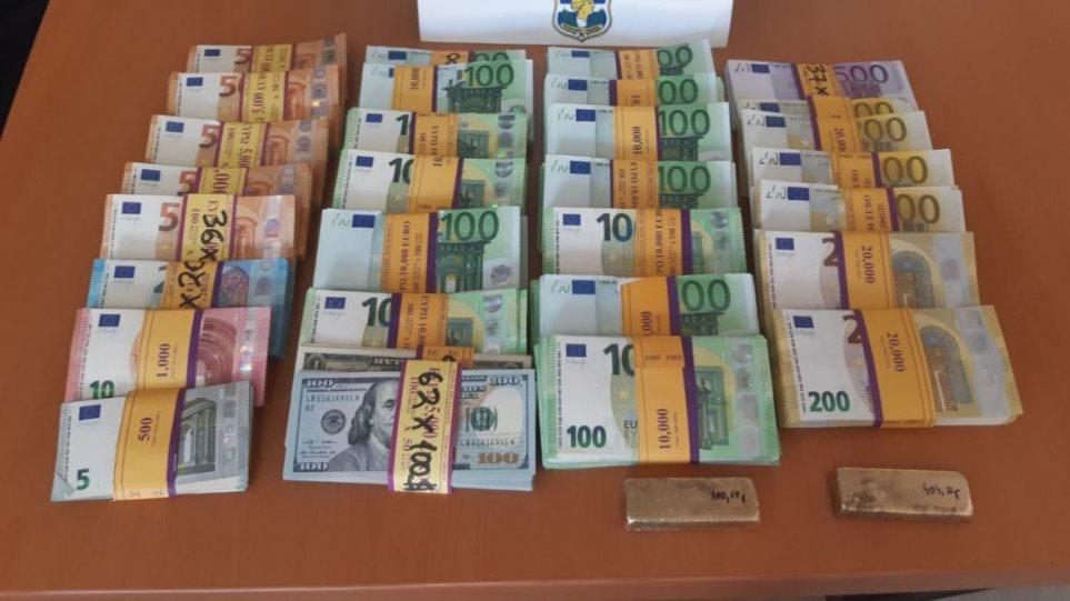 Έβρος: Πήγαινε Τουρκία με χρυσό και 270.000 ευρώ που δεν είχε δηλώσει