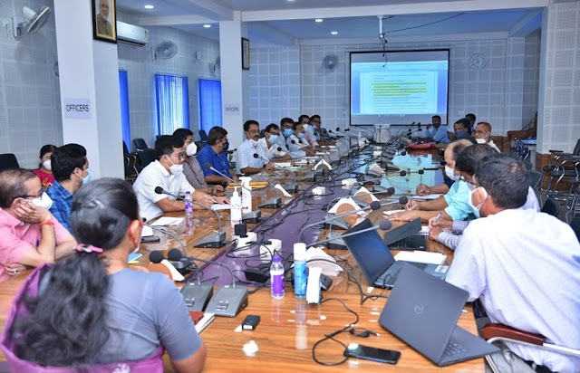 Officials of ARIAS Society arrived at Bongaigaon for a preliminary assessment to extend APART activities