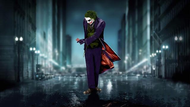 Heath Ledger Joker para PC e Celular