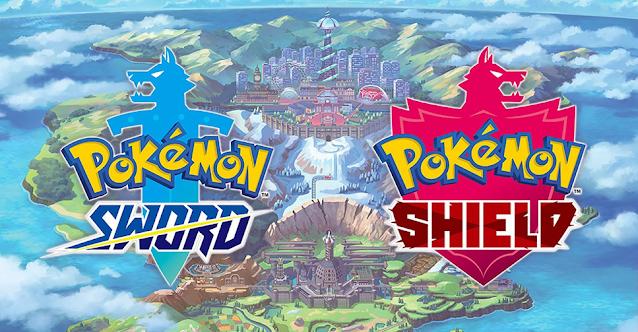 Pokémon Sword/Shield (Switch)
