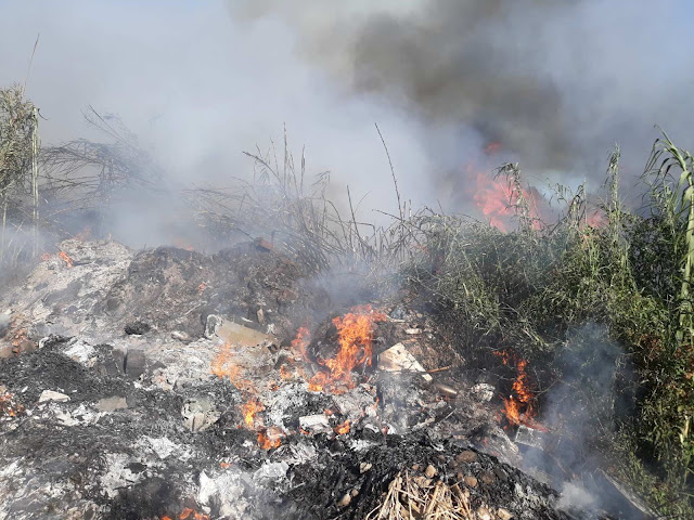Καινούργιο: ΕΚΤΑΚΤΟ Πυρκαγιές απειλούν λιοστάσια | Kainourgiopress