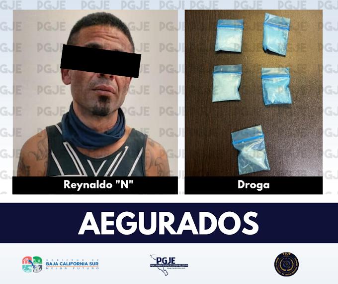 """""""El Mochis"""" y la droga en La Paz"""