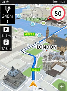 NAVIGATORE GPS CON MAPPE TOM TOM AGGIORNATE SENZA USO DI INTERNET