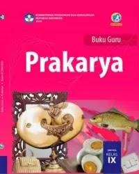 Buku Prakarya Guru Kelas 9 k13 2018