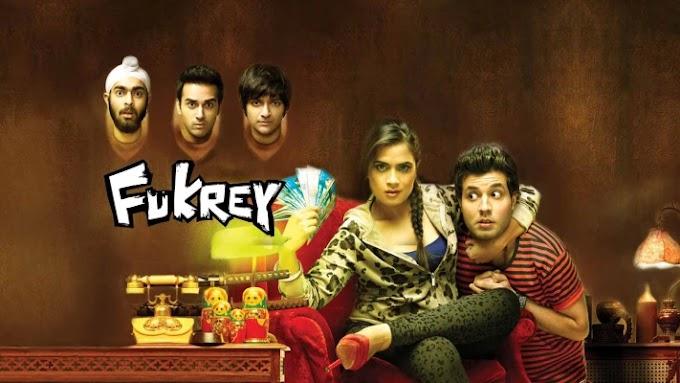 Fukrey Full movie Download & Watch Online (2013)