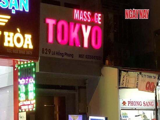 Clip phố trụy lạc - mại dâm ở Sài Gòn phần 2: Massage khách hàng từ A đến Z