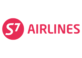 S7 airlines Logo Vector