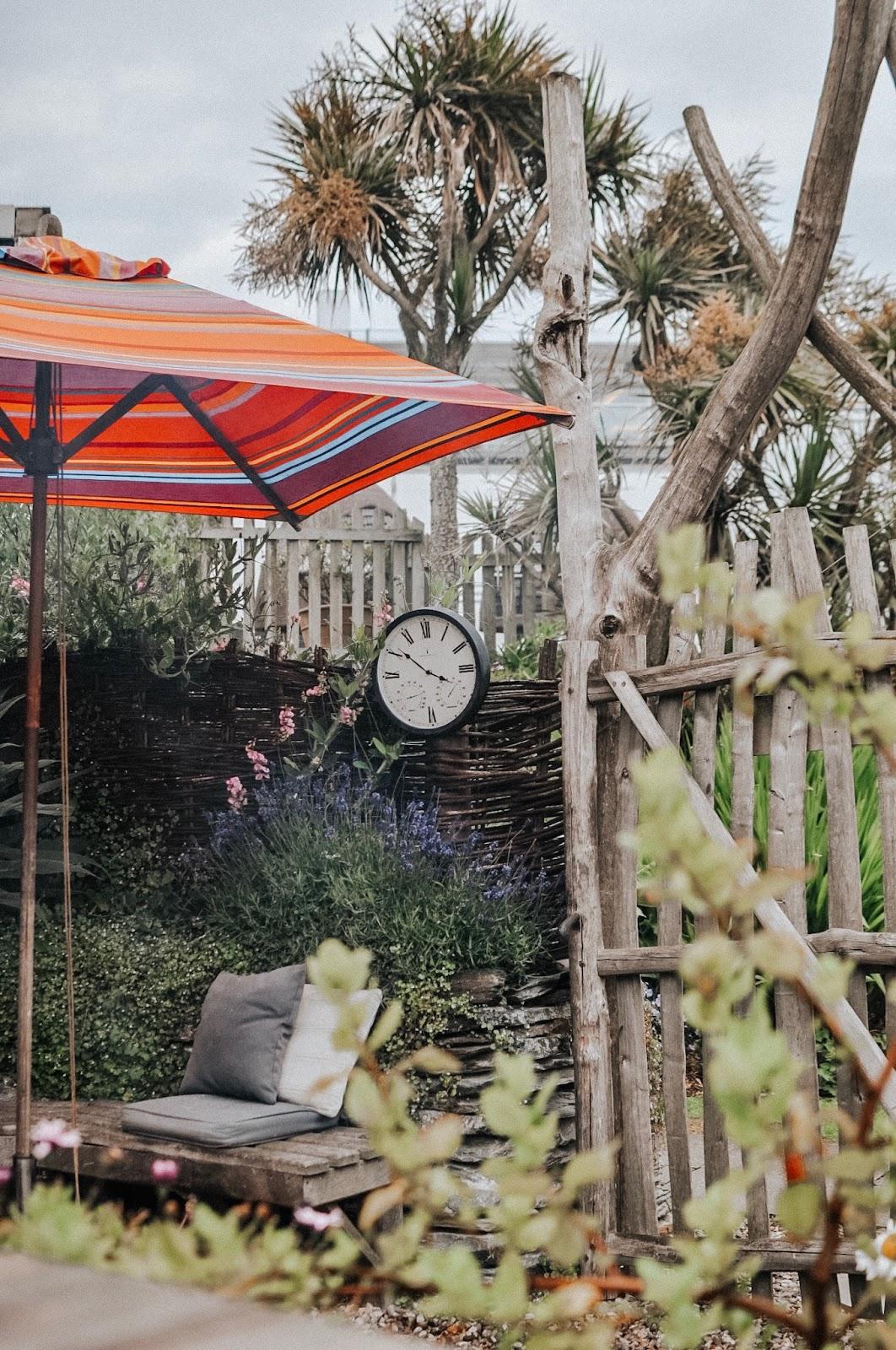 Mawgan Porth Bay, Cornwall Holidays, bedruthan Hotel & Spa, luxury stay cornwall, family holidays cornwall, Sensory Spa Garden