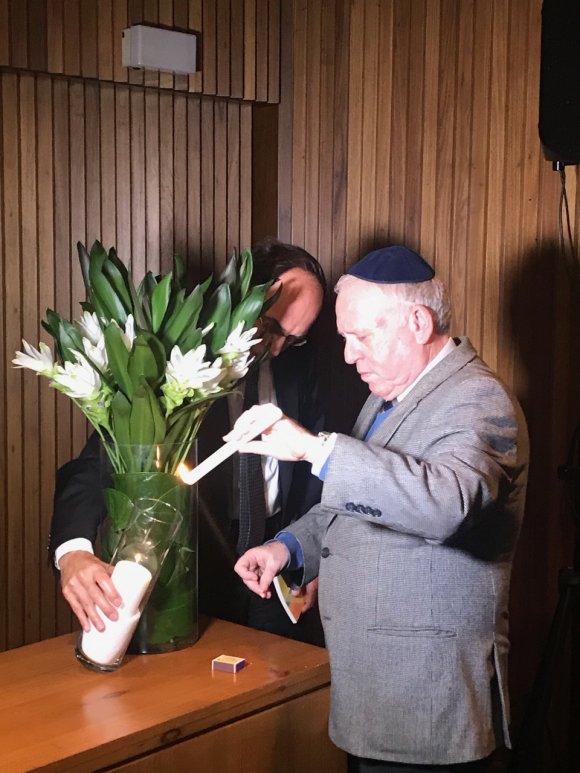Comunidade judaica paulista realiza ato pelos 25 anos do atentado à AMIA