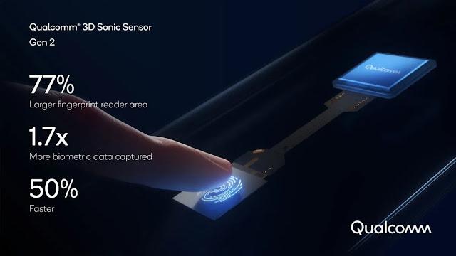 Qualcomm Rilis Fitur Sensor Sidik Jari Layar yang Lebih Cepat