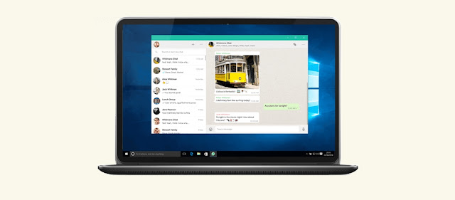 2 Cara Menggunakan WhatsApp di PC atau Laptop