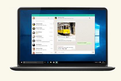 2 Cara Menggunakan WhatsApp di PC atau Laptop (UPDATE!)
