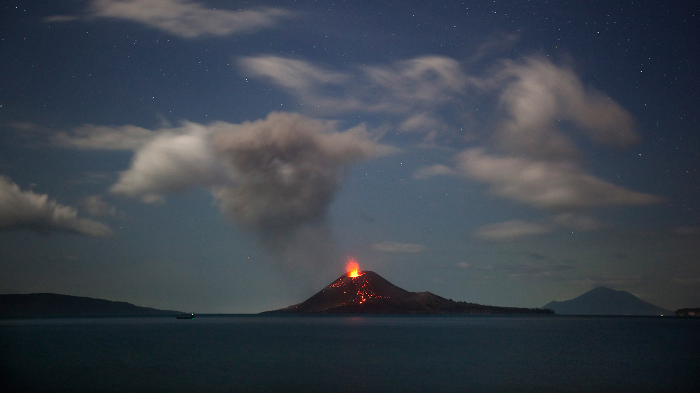 Vulkan su