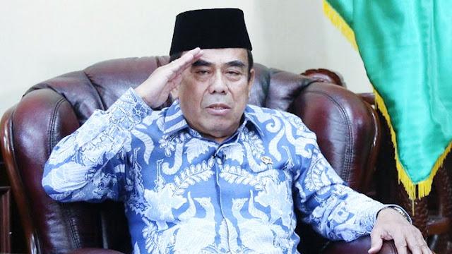 Menag Fachrul Razi Diminta Ralat soal Good Looking, Kalau Tidak akan Berhadapan dengan Para Huffadz