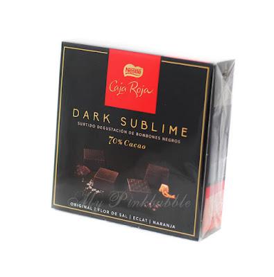 Nestlé dark sublime