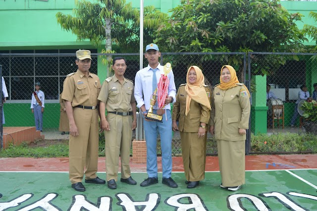 Juara III Basket Putra Teknokrat Basketball League 2018 Universitas Teknokrat Indonesia