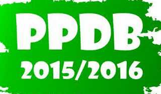 Pendaftaran Online PPDB SD SMP SMA 2015-2016