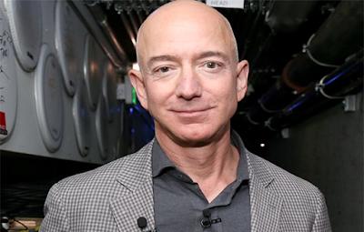 Biografi Pendiri Amazon Sekaligus Bos Teknologi: Jeff Bezos