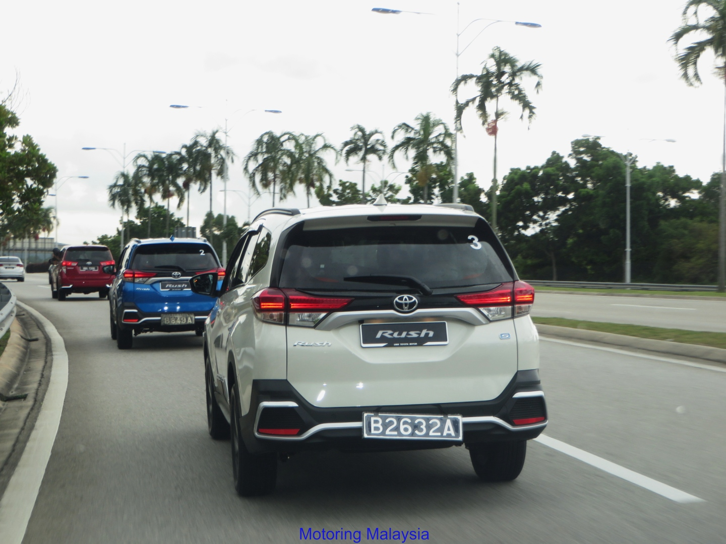 Motoring Malaysia Test Drive First Impressions Of The New 2019