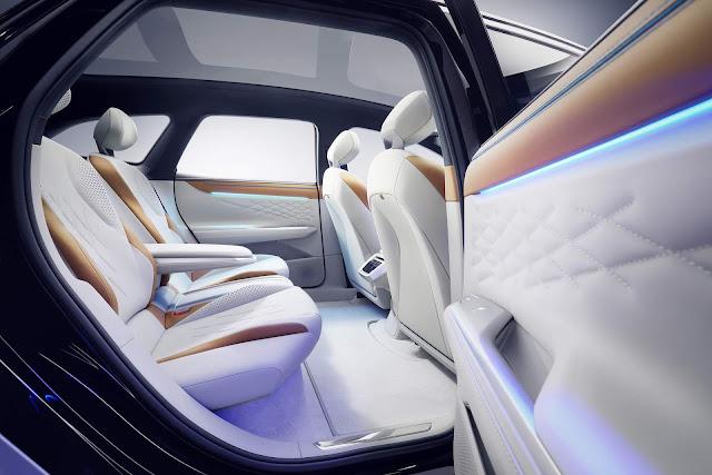 VW Space Vizzion ID: station elétrica apresentada em LA