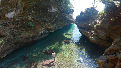 Pantai Batu Lubang Liliboi
