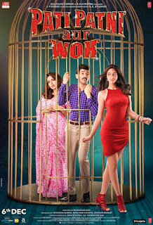 Pati Patni Aur Woh (2019) Movie Download Hindi 480p HDCAM