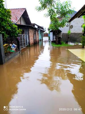 Warga Pangkalan Kedung Pengawas Surati Kepala Desa Terkait Banjir