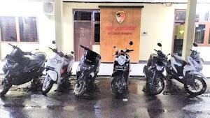Penyelundupan motor bodong dari Lombok digagalkan di Dompu