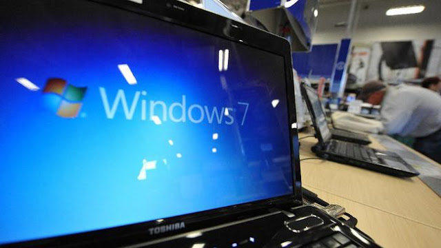 Microsoft Bersiap Akhiri Windows 7