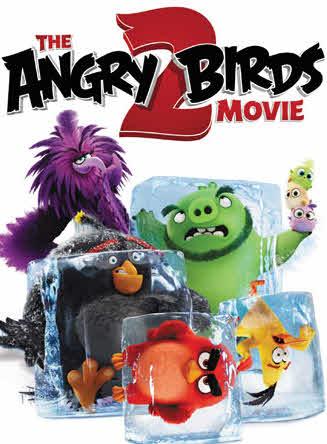 فيلم The Angry Birds 2 2019 مترجم