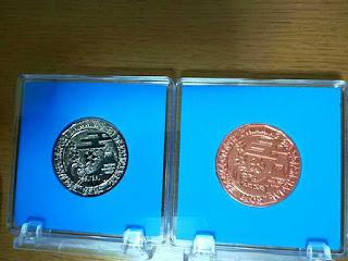 銀メダル 銅メダル