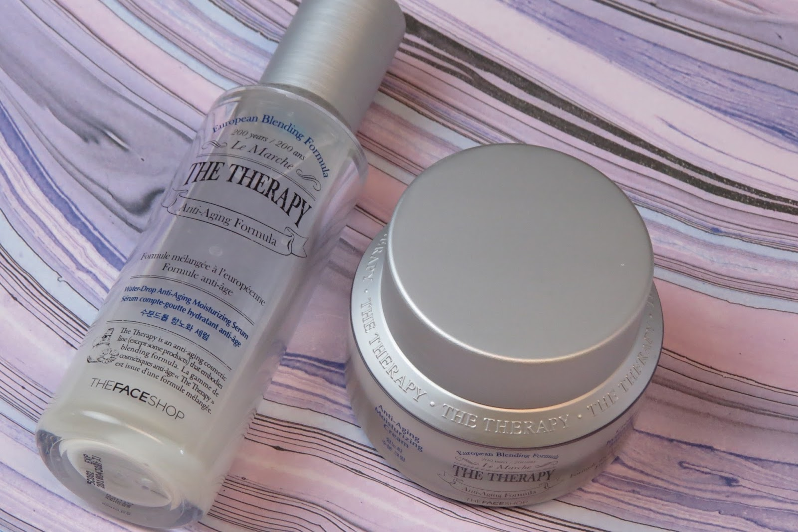 Review: THEFACESHOP The Therapy Skincare