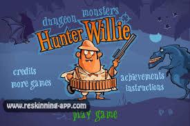 تحميل كود سورس اللعبة Hunter Wilie scrol-shooter مجانا
