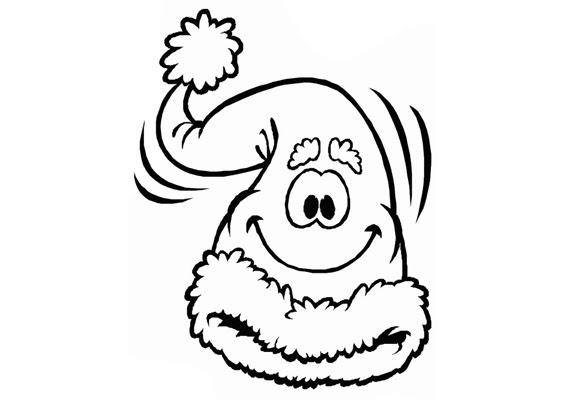 Kleurplaat Donald Duck Kerst Kerst Kleurplaten Kerst Kleurplaat Sneeuwpop Muts