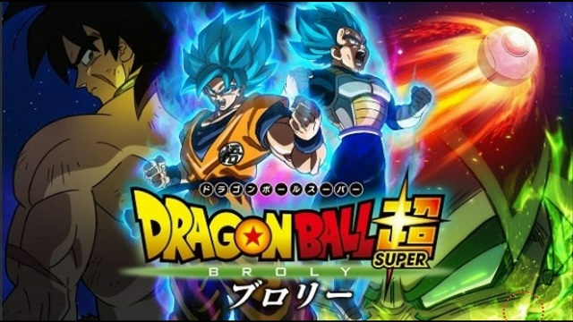 Dragon Ball Super Movie Broly Sub Indo