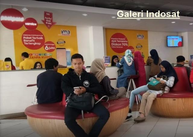 Galeri Indosat untuk kartu expired hangus