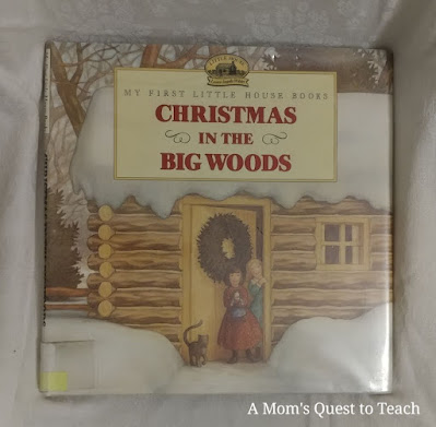cover of Christmas in the Big Woods